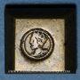 Coins Italie. Milan. Poids monétaire du ducaton nouveau de Philippe III et Philippe IV d'Espagne