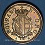 Coins Italie. Milan. Poids monétaire du souverain (1780-1800)