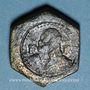 Coins Italie. Milan. Poids monétaire du teston de François I, duc de Milan (1515-1525)