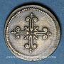 Coins Italie. Poids monétaire de la double pistole d'Italie