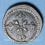 Coins Italie. Poids monétaire de la pistole d'Italie