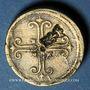 Coins Italie. Poids monétaire de la quadruple pistole d'Italie