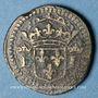 Coins Louis XII (1498-1514). Poids monétaire du demi-teston