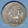 Coins Louis XIII (1610-1643) et Louis XIV (1643-1715). Poids monétaire du louis de 1640 à 1704