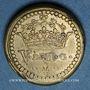 Coins Louis XIII (1610-1643). Poids monétaire du louis d'or