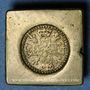 Coins Louis XV (1715-1774). Poids monétaire de l'écu de France-Navarre