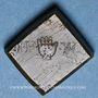 Coins Louis XV (1715-1774). Poids monétaire du louis à la croix de Malte