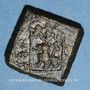 Coins Pays Bas du Sud. Poids monétaire du tiers de lion d'or de Flandre