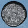 Coins Philippe VI (1328-1350). Poids monétaire du pavillon d'or