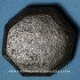 Coins Poids octogonal en bronze indéterminé peut-être d'époque romaine ou byzantine