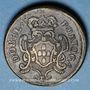 Coins Portugal. Poids monétaire de la dobra de huit escudos de Jean V (1706-1750)