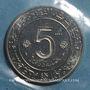 Coins Algérie. République. 5 dinars 1974. Essai
