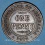 Coins Australie. Georges V (1910-1936). 1 penny 1915