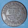 Coins Australie. Robert Hyde & Co, Melbourne. Token (1/2 penny 1861)
