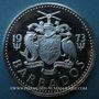 Coins Barbade, 10 dollars 1973