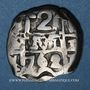 Coins Bolivie. Charles III (1759-1788). 2 reales 1762P V/Y. Potosi