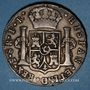 Coins Bolivie. Charles III (1759-1788). 8 reales 1781PTS. Potosi