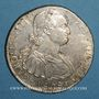 Coins Bolivie. Charles IV (1788-1808). 8 reales 1808PJ. Potosi