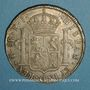Coins Bolivie. Ferdinand VII (1808-1833). 8 reales 1824 PJ. Potosi