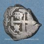 Coins Bolivie. Philippe V (1700-1746). 1 real 1742 PP. Potosi