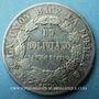 Coins Bolivie. République. 1 boliviano 1872FE