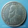 Coins Bolivie. République. 1 melgarejo 1865FP