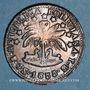 Coins Bolivie. République. 4 soles 1855PTS MJ