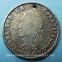 Coins Bolivie. République. 8 soles 1860FJ