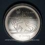 Coins Canada. Elisabeth II (1952- /). 10 dollars 1975. J.O. Montréal. Canoë