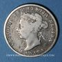 Coins Canada. Victoria (1837-1901). 25 cents 1888