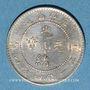Coins Chine. Kwangtung. Monnayage républicain. 1 mace 4,4 candareens