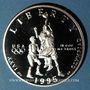 Coins Etats Unis. 1/2 dollar 1995S San Francisco. J.O. d'Atlanta, basketball