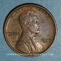 Coins Etats Unis. 1 cent 1909 VDB