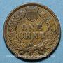 Coins Etats Unis. 1 cent 1909