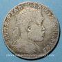 Coins Ethiopie. Ménélik II (1889-1913). 1 birr 1892 de l'ère éthiopienne (=1899)