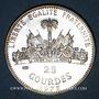 Coins Haïti. République (1863- /). 25 gourdes 1975. Année de la Femme