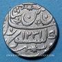Coins Inde. Awadh. Ghazi-ud-Din-Haidar, nabab (1230-1234H = 1814-1819). Roupie. Luknow 1231H (= 1815)