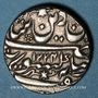Coins Inde. Awadh. Sa'adat Ali (1213-1230H = 1798-1814). Roupie 1224H / 26. Lucknow