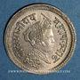 Coins Inde. Baroda. Savaji Rao III (1875-1938). 2  annas VS 1949 (1892)