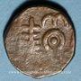Coins Inde. Dewas. Protectorat britannique. 1 paisa n.d., Allote