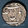 Coins Inde. Empire Moghol. Muhammad Jahangir (1014-1037H = 1605-1627). Roupie. Jalnapur