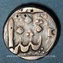 Coins Inde. Hyderabad. Nizam Ali Khan (1175-1218H = 1761-1803). Roupie (1241H) /21. Aurangabad