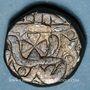 Coins Inde. Jaipur. 1 paisa au nom de Shah Alam II