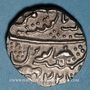 Coins Inde. Jaisalmir. Ranjit Singh (1263-81H = 1846-64). Roupie an 22