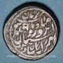 Coins Inde. Jodhpur. Sardar Singh (1952-68VS = 1895-1911). 1/2 anna au nom d'Edouard (VII). 1906