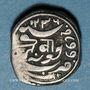 Coins Inde. Junagadh. Bahadur Khan (1226-56H = 1897-1911). Kori au nom de Muhammad Akbar II, 1236H/1877VS