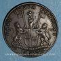 Coins Indes anglaises. Présidence de Madras. 10 cash 1803