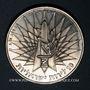 Coins Israel. 10 lirot 1967 (b). Commémoration de la victoire