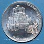 Coins Israel. 10 lirot 1969. Commémoration du 21e anniversaire de l'Indépendance
