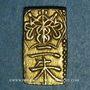 Coins Japon. Ere Tempo. 2 shu (1832-1858)